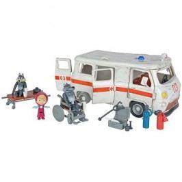 Simba Máša a medvěd Ambulance hrací set