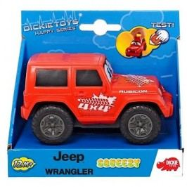 Dickie Happy Jeep Wrangler Squeezy