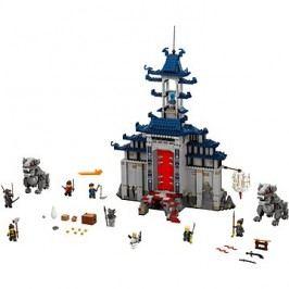LEGO Ninjago 70617 Chrám nejmocnější zbraně