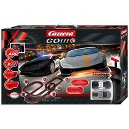 Autodráha do dětského pokoje Carrera GOPlus 66004 Night Chase