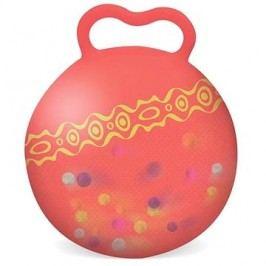 B-Toys Skákací míč Hop n' Glow červený