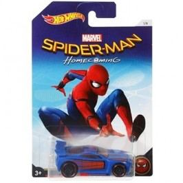 Hot Wheels Tématické Auto Marvel Spiderman