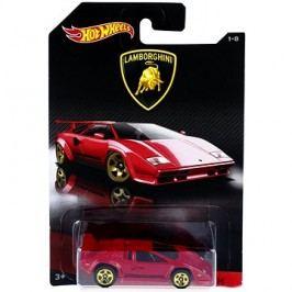 Hot Wheels Tématické Auto Lamborghini