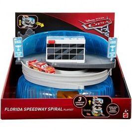 Cars 3 Florida Speedway garáž