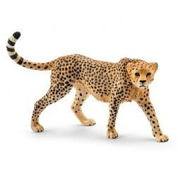 Schleich Zvířátko - samice geparda