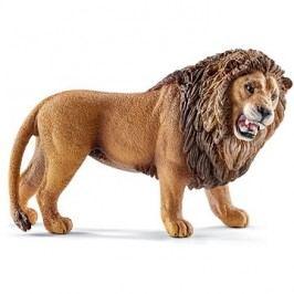 Schleich Zvířátko - lev řvoucí