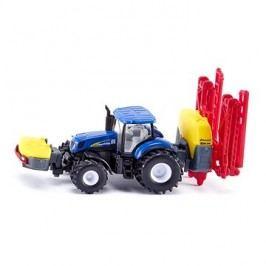 Siku Farmer - Traktor New Holland s rozprašovačem
