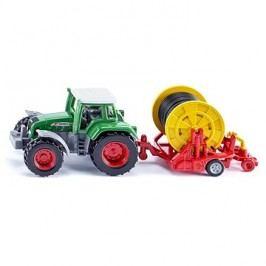 Siku Super - Traktor se zavlažovacím kotoučem