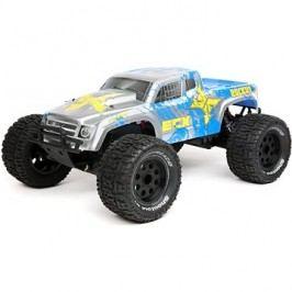 ECX Ruckus 1:10 RTR modrý s LiPo baterií