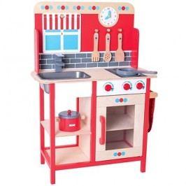 Bigjigs Dřevěná dětská kuchyňka