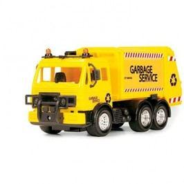 Dickie Heavy City Truck 25 cm žlutý