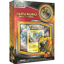 Pokémon: Tapu Koko Pin Collection