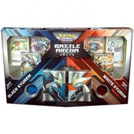 Pokémon: Battle Arena - Black Kyurem vs. White Kyurem