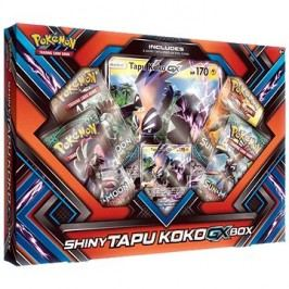 Pokémon: Shiny Tapu Koko Box