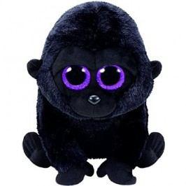 Beanie Boos George - Gorila černá