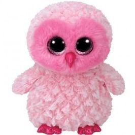 Beanie Boos Twiggy - Sova růžová