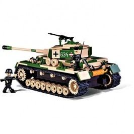 Cobi 2508 PzKpfw IV Ausf F1/G/H (3 v 1)