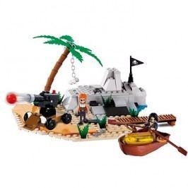 Cobi Piráti Ostrov pokladů