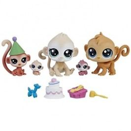 Littlest Pet Shop Rodinné balení Birthday Bash