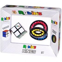 Rubikova kostka 2×2 + skladánka prsteny
