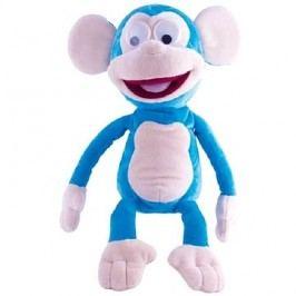 Mikro Trading Fufris opička plyšová modrá
