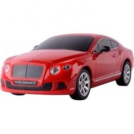 RC auto Bentley Continental-GT 1:24 červený