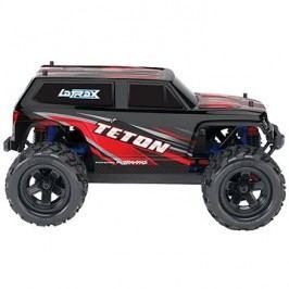 Traxxas Teton 1:18 4WD TQ červený