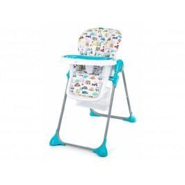 Gmini Jídelní židle Simply, CARS, modrá
