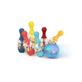 B-Toys Bowling sada se svítící koulí