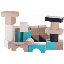 KINDSGUT Dřevěné kostky