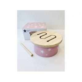 Kids Concept Mini bubínek dřevěný Pink