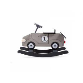 Childhome Houpací auto dřevěné Grey