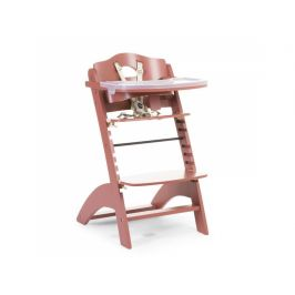 Childhome Rostoucí židlička Lambda 3 Red Brick