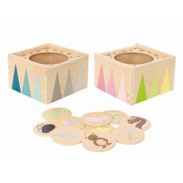 Jabadabado Dřevěný hudební box