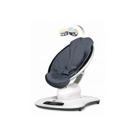 4moms Lehátko mamaRoo 4.0 Dark Grey Cool Mesh