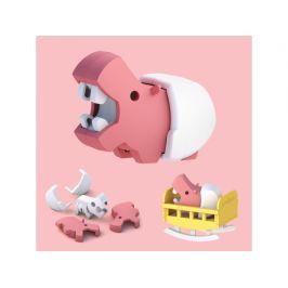 HALFTOYS BABY HROCH - magnetická skládací hračka
