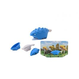 HALFTOYS ANKYLO - magnetická skládací hračka