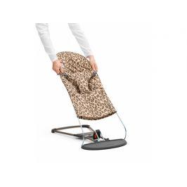 Baby Björn Potah na lehátko Balance BLISS Leopard print cotton