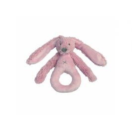 Happy Horse Chrastítko králíček Richie Old pink - velikost 18 cm