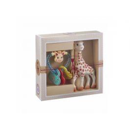 Vulli Můj první dárkový set (žirafa Sophie & oblíbené francouzské chrastítko)