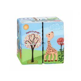 Vulli Magické kostky žirafa Sophie 22x16x16 cm