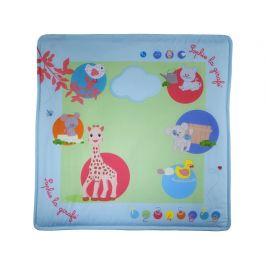 Vulli Interaktivní hrací dotyková podložka s motivem žirafy Sophie