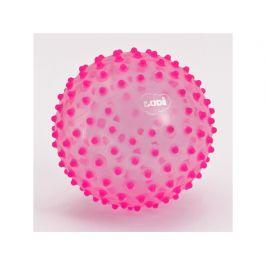 Ludi Senzorický míček růžový