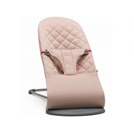 Baby Björn Lehátko BLISS Old rose Cotton