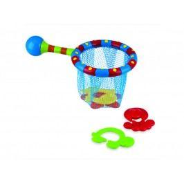 Nuby Síťka se 4 hračkami do koupele