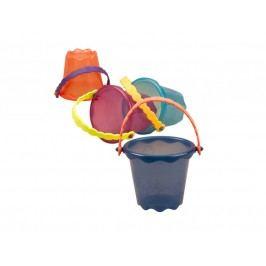 B-Toys Barevný kyblík s držadlem