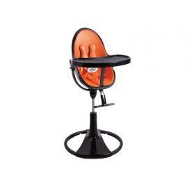 Bloom Židlička Fresco Chrome černá, bez podložky