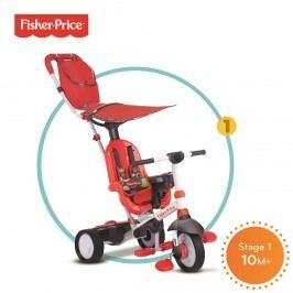 Smart Trike Fisher Price Tříkolka Charisma 3v1 červená