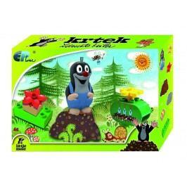 EPline Krtek sada Extras (6 kostek + 1 figurka Krtek)