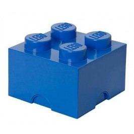 LEGO úložný box 250 x 250 x 180 mm - modrá